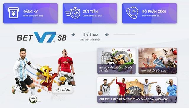 App V7SB là gì?