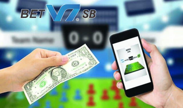 Chơi cá cược tại V7SB mọi lúc mọi nơi