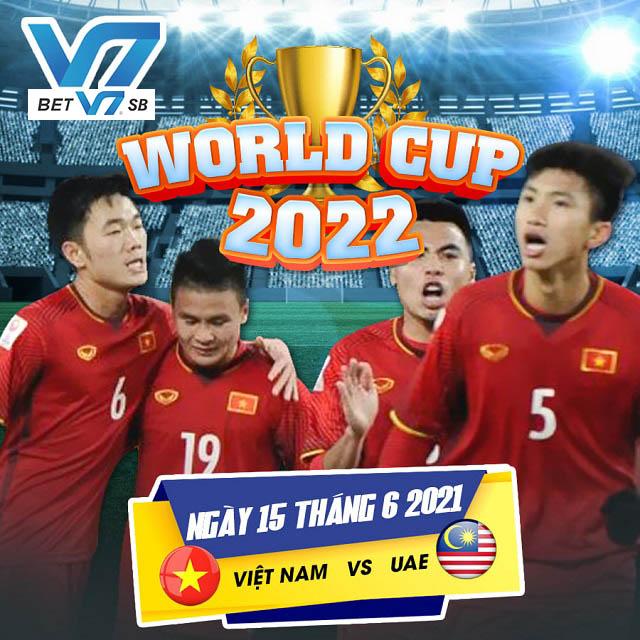Tham gia vào V7SB để cổ vũ cho ĐT Việt Nam tại WC