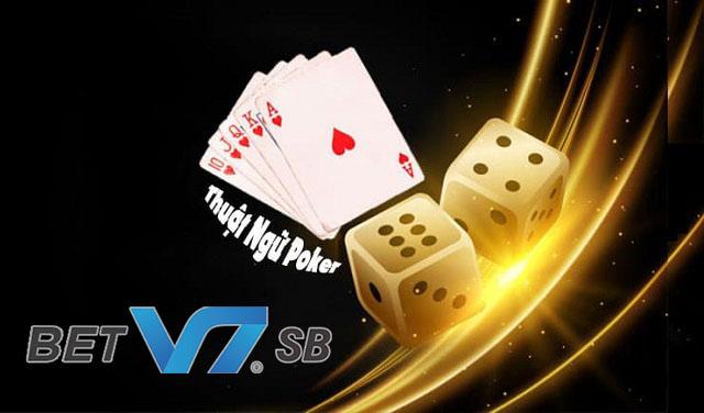 Các quyền lựa chọn khi chơi Poker
