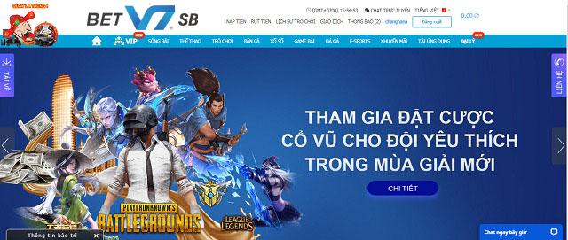 v7sb nhà cái hợp pháp tại Việt Nam